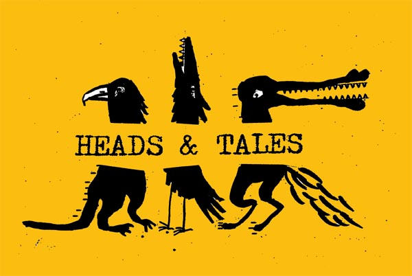 Main Heads and Tales Logo